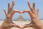 популярное туристическое направление у россиян в 2014 году - Египет