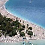 Пляжи Бодрума в Турции