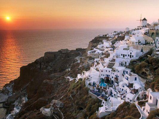Туризм в Греции