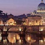 Экскурсии в Италии — Ночной Рим