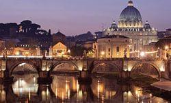 Экскурсии в Италии - Ночной Рим