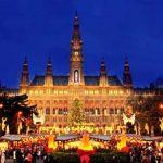 Рождественские праздники в Вене