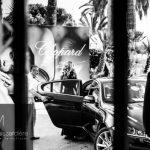 Открытие  бутика  Chopard в  Сен-Тропе