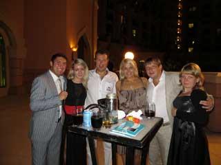 «Натали Турс» провела для Первый Конгресс в ОАЭ