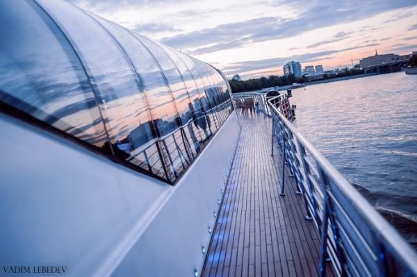 Романтические рейсы на яхтах