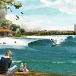 В Бордо появится озеро для серфинга