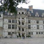 Блуа – столица на Луаре. Город и замок