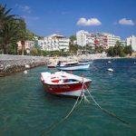 Курорты Греции — Лутраки