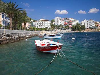 Курорты Греции - Лутраки