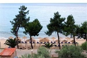 Курорты Греции - Неа Муданья