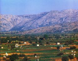 Плоскогорье Лассити и пещера Зевса