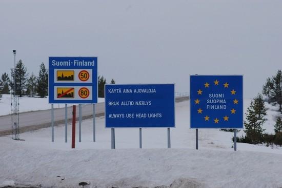 правила въезда в Финляндию