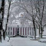 Зимний отдых в Одессе
