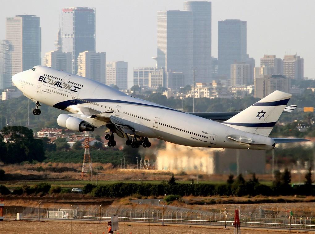 Авиаперелет Киев-Тель-Авив