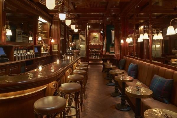 Ralph Lauren представляет The Polo Bar