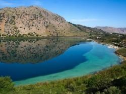 Ретимно – Фоделе – озеро Курнас