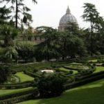 Экскурсии в Италии — Сады Ватикана