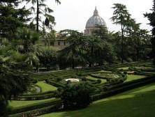 Экскурсии в Италии - Сады Ватикана
