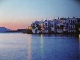 Курорты Греции – остров Миконос