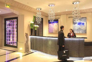 Seven Hotel в Париже