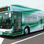 Toyota выпустила водородный автобус