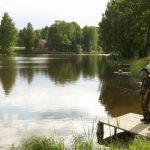 Рыбалка в Подмосковье — отдых на выходные