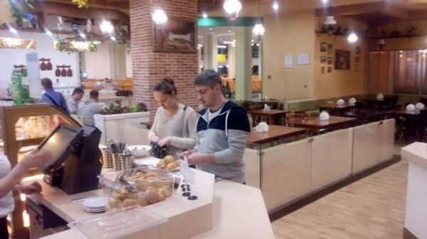 «Г.М.Р. Планета Гостеприимства» открыла 5-й сетевой ресторан в аэропорту