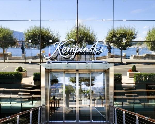 День Святого Валентина в Grand Hotel Kempinski
