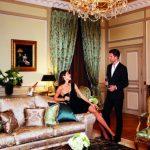 День Святого Валентина в Le Meurice — одном из самых романтичных отелей Парижа