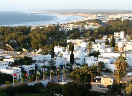 Райский уголок для отдыха в Африке