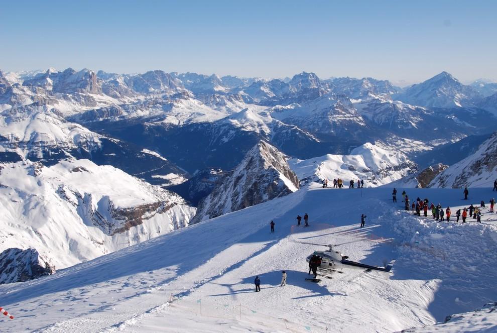 Отдых на курортах Доломитовых Альп