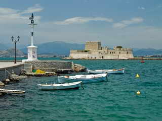 Курорты Греции - Нафплион