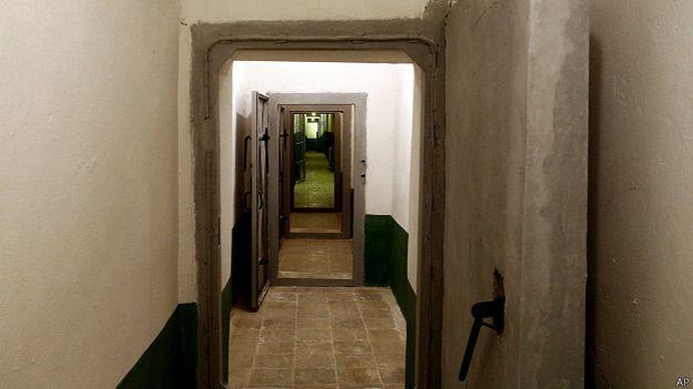 В Албании открыт бункер