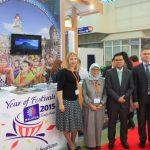 представительство Малайзии приняло участие в выставке туризма MITT 2015