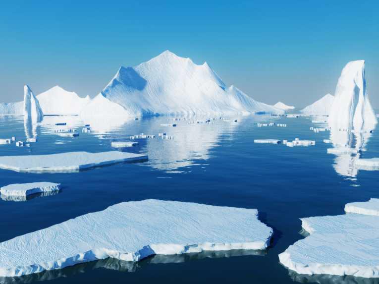 В Арктике откроют дрейфующую станцию