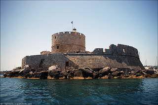 Достопримечательности Греции - Остров Родос