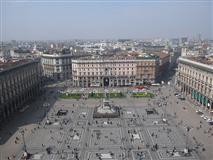 Экскурсии в Италии - Площадь Дуомо