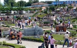 Посещение парка «Италия в миниатюре»