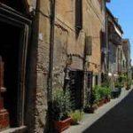 Экскурсии в Италии —  город Браччано