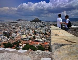 Курорты Греции - Афины