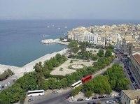 Курорты Греции - остров Корфу (Керкира)