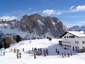 Курорты Италии - Валь-Гардена