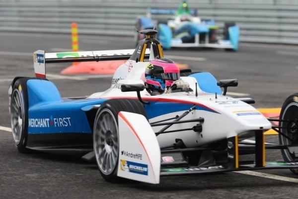 Гонка FIA Формула E