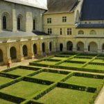 Достопримечательности Франции — Фонтевро
