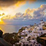 Курорты Греции - о. Cанторини