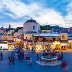 Экскурсии в Греции — Обзорная экскурсия по городу Родос