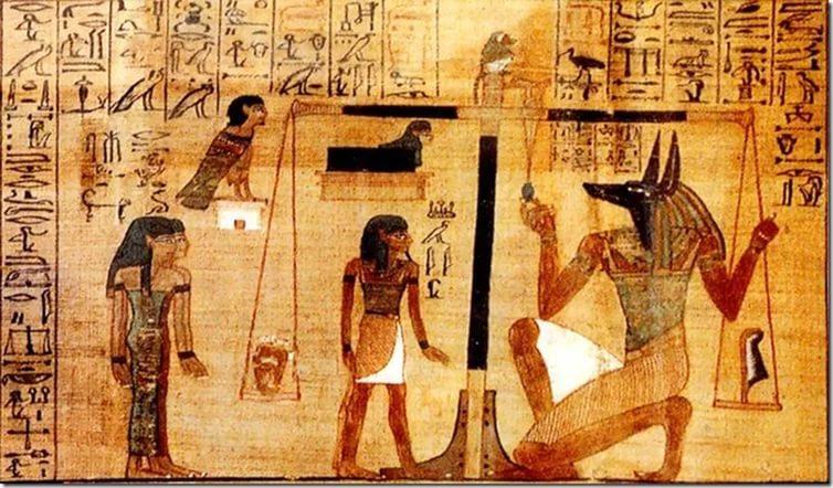 Древние религии Египта