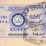 Виза в Египет подорожает до 60 долларов