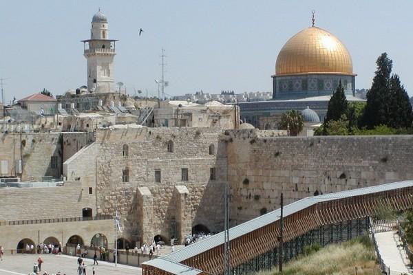 посещение Иерусалима