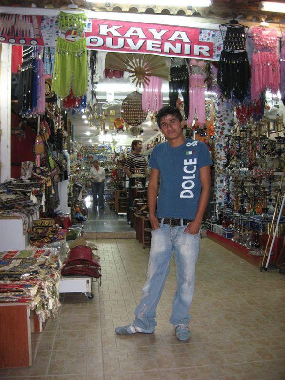 Шоппинг в Кемере